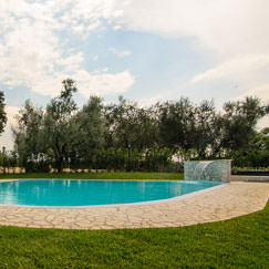 The Santo Pietro Farm House - The Swimming Pool